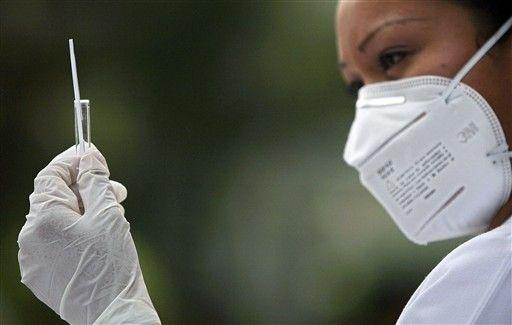 MEXICO-HEALTH-SWINE FLU