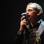Garou performs live at the Arena - Geneva