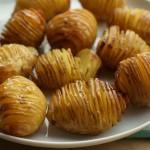 ziemniaki hasselback 2