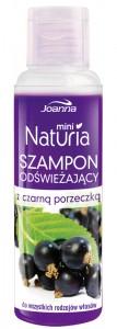 Naturia mini szampon czarna porzeczka