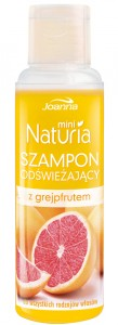 Naturia mini szampon grejpfrut