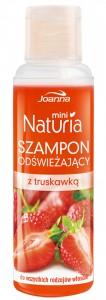 Naturia mini szampon truskawka