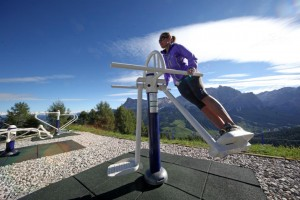 Alta Badia_Outdoor Fitness