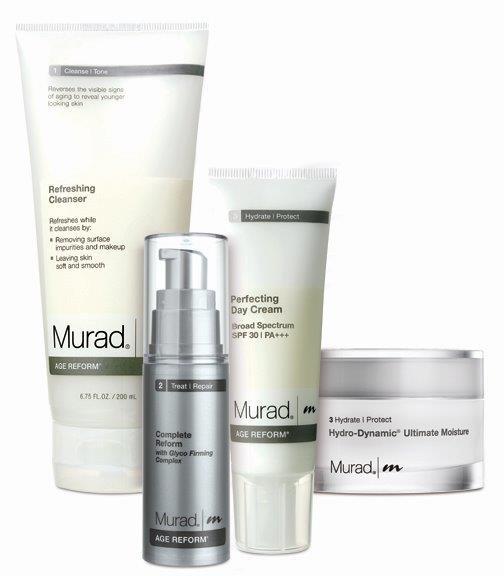linia Age Reform_kosmeceutyki Murad