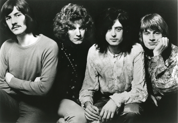 Led Zeppelin 1969 bw2 courtesy of Atlantic Records - zmiejszone