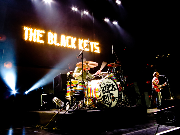 The Black Keys @ Madison Square Garden