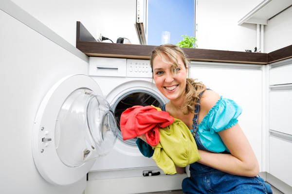 woman-in-laundry-room