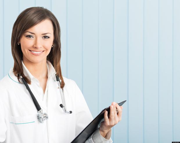 Doctor women fot shutterstock