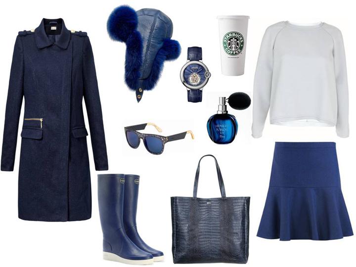 4. Niebieski
