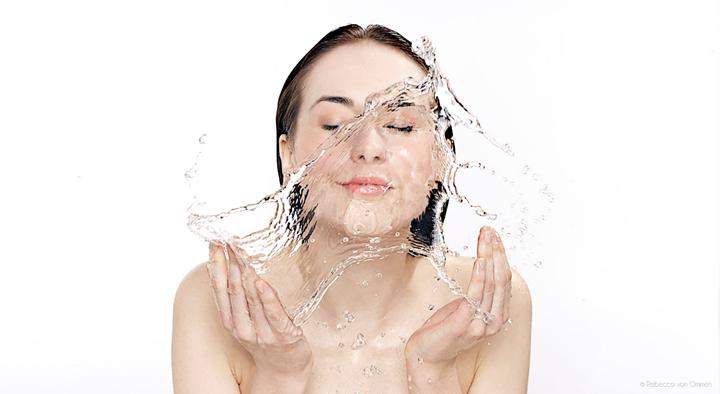 face_splash_water_clean_beauty_woman_health