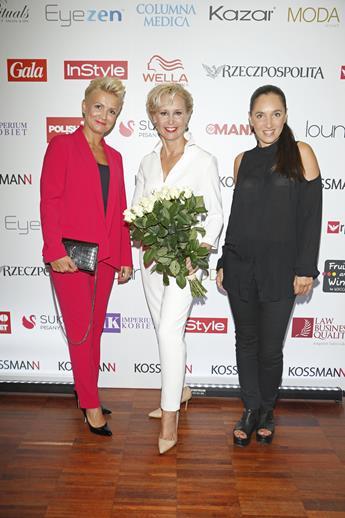 Marta Kuligowska, Iwona Kossmann, Dorota Miśkiewicz fot. AKPA