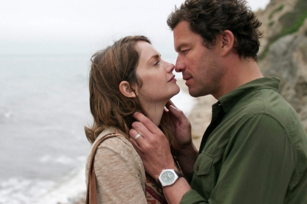 Dominic West (Noah), Ruth Wilson (Alison). The Affair