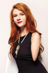 Aldona Plewińska, modelka, fot.Weronika Kosińska