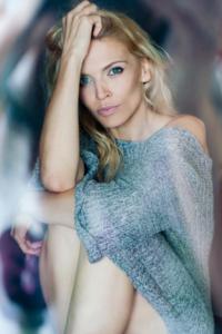 Joanna Kondrat, wokalistka, autorka tekstów, fot.Agnieszka Kielak