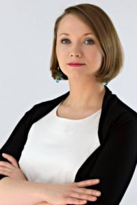 Jadwiga Korzeniewska, twórczyni Laboratorium Zmieniacza, wktórym pomaga ograć nawyki, fot.: Pawlikowska Photography