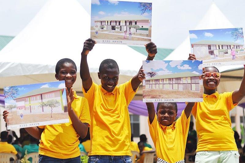 Omenaa rozpoczyna budowę szkoły wGhanie (2) (Copy)