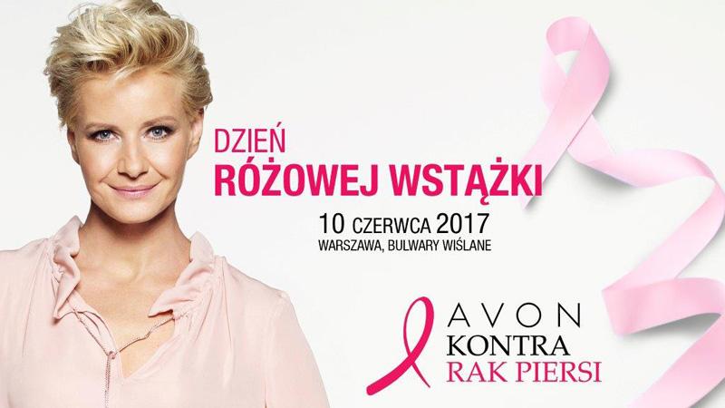 AVON-Dzień-Różowej-Wstążki-zaproszenie-Małgosi-Kożuchowskiej