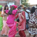 senegalskie tańce, fot.: archiwum prywatne