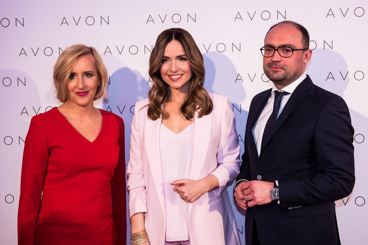 Barbara Goździkowska_Marta Zmuda Trzebiatowska_Andrzej Mytych_event AVON
