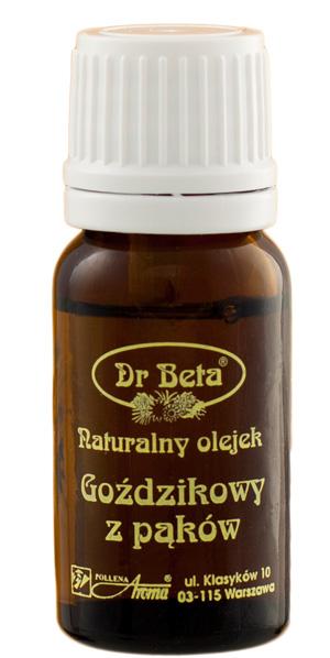 Naturalny olejek goździkowy, fot.: drBeta