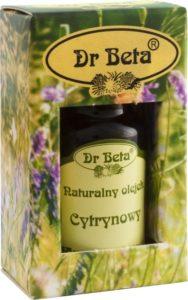 Dr Beta, olejek cytrynowy